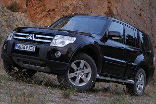 Київські держохоронці накупили Mitsubishi за півмільйона