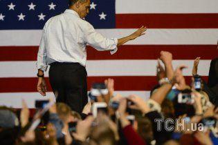 Вибори в США почалися з лідерства Обами