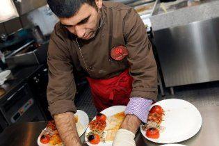 В ресторане мужа Лорак будут подавать шашлык по 200 грн