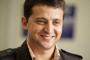 Володимир Зеленський випадково став свідком народження свого сина