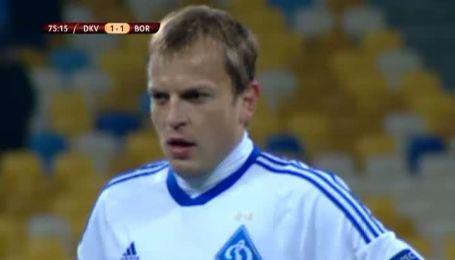 Динамо - Бордо - 1:1. Гусєв не реалізував пенальті