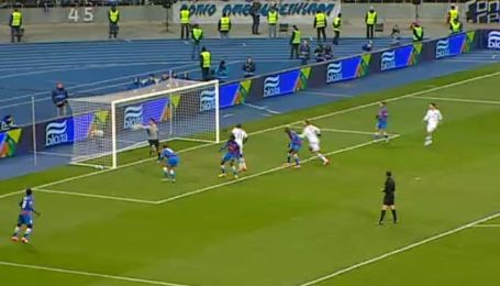 Динамо - Арсенал - 4:0. Идейе