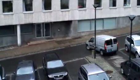 Оприлюднене відео теракту Брейвіка в Осло