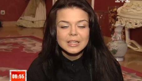 У співачки Аліни Гросу – струс мозку