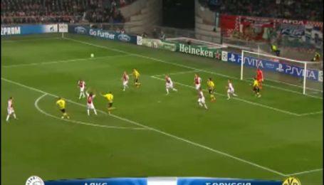 Аякс - Боруссія Дортмунд - 1:4. Огляд матчу