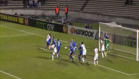Бордо - Динамо - 1:0. Огляд матчу