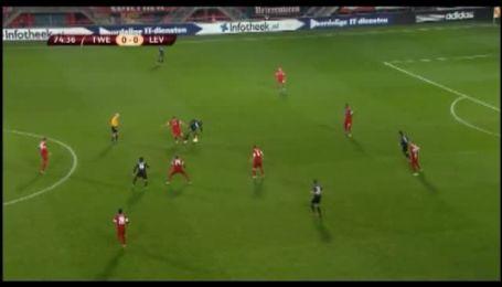 Твенте - Леванте - 0:0. Обзор матча