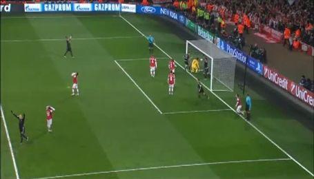 Арсенал - Бавария - 1:3. Манджукич