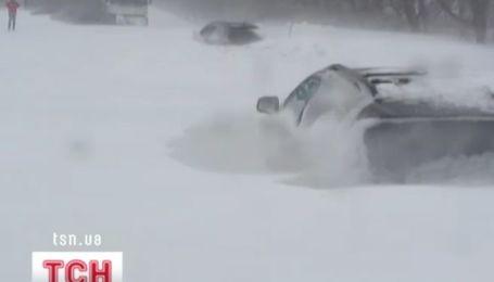 Тисячі українців попали у сніговий полон