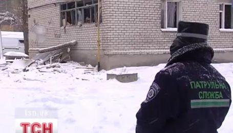 П'ятеро людей травмовані через вибух газу в житловому будинку на Луганщині