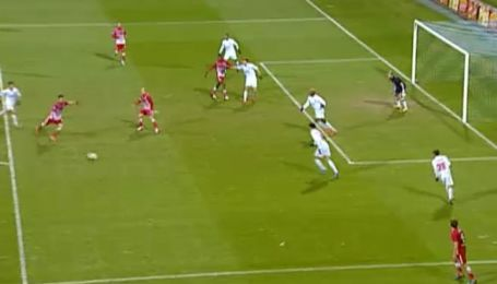 Арсенал - Зоря - 0:1. Грицай