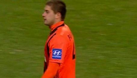 Арсенал - Шахтер - 2:0. Обзор матча