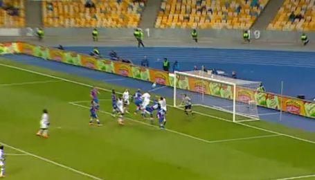 Динамо - Арсенал - 1:0. Хачериди