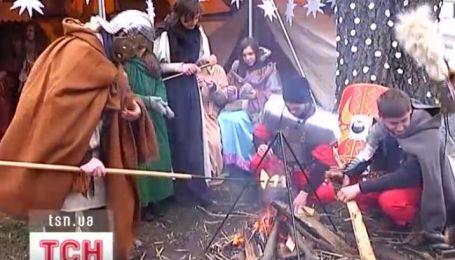 Массовые народные гуляния накануне Рождества устроили в Одессе