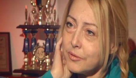 Оксана Хожай не хоче, щоб її рятували сучасними методами лікування