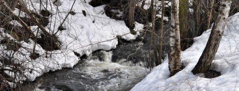 Погода на среду: в Украине плюсовая температура