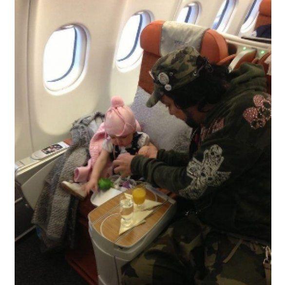 донька кіркорова
