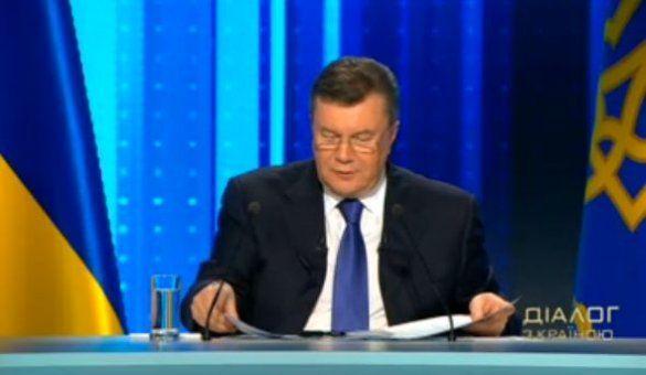 Янукович, прес-конференція, діалог 20