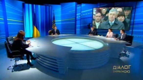 Янукович, прес-конференція, діалог 2