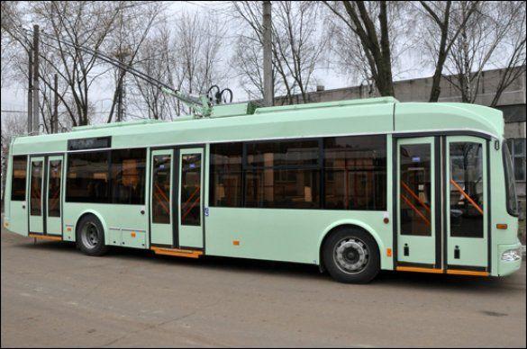Білоруський тролейбус