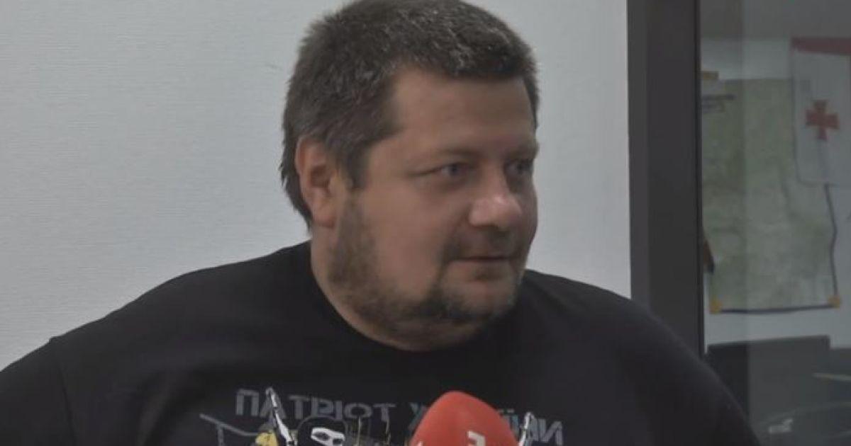 Шокин показал в Раде видеодоказательства получения радикалом Мосийчуком взятки