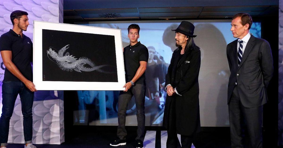 """Презентація нової форми """"Реала"""" @ realmadrid.com"""