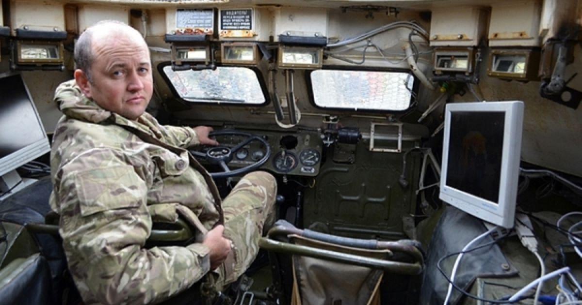 Подаренный БРДМ предназначен для перевозки двенадцати вооруженных солдат @ statigr.am/хабенский