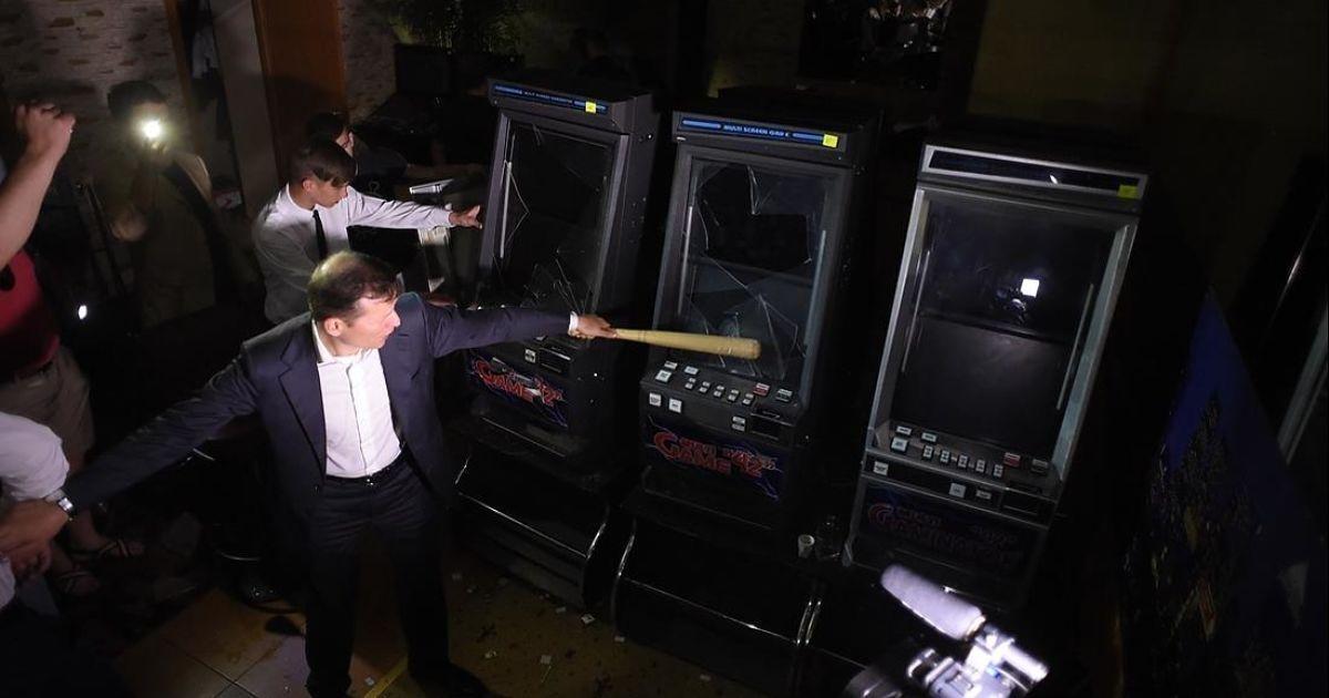Ляшко игровые автоматы видео карты в майнкрафт скайблок играть