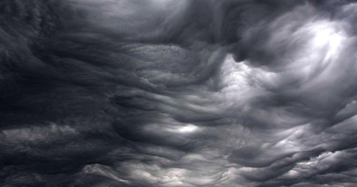 Ученые пока не признали undulatus asperatus отдельным видом облаков. @ liga.net
