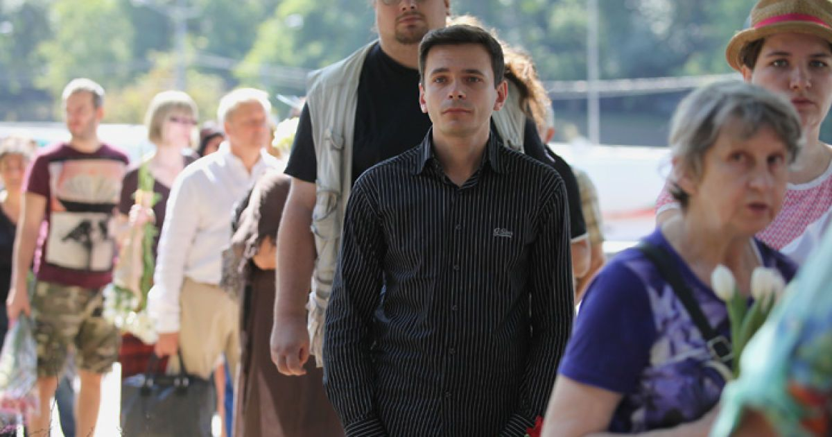 В Москве похоронили Валерию Новодворскую @ Ехо Москви
