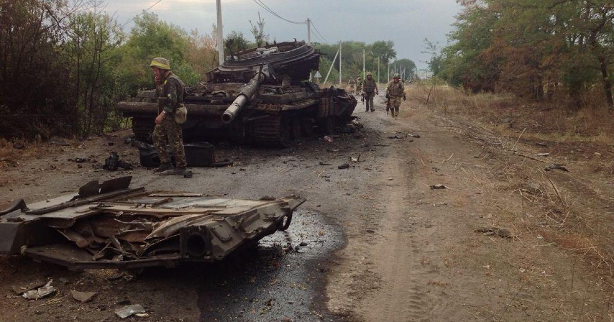 В Минобороны подсчитали, сколько выплатили бойцам АТО за уничтоженную военную технику боевиков