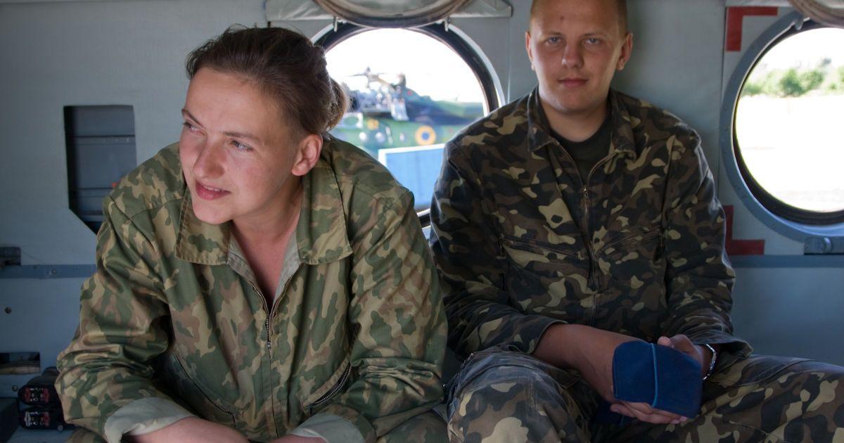 Надію Савченко утримують у СІЗО у російському Воронежі @ ТСН.ua