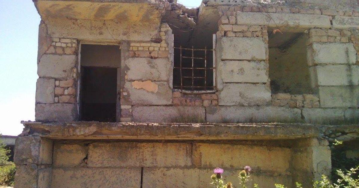 Зруйнований вокзал Шіндісі @ Наталя Нагорна