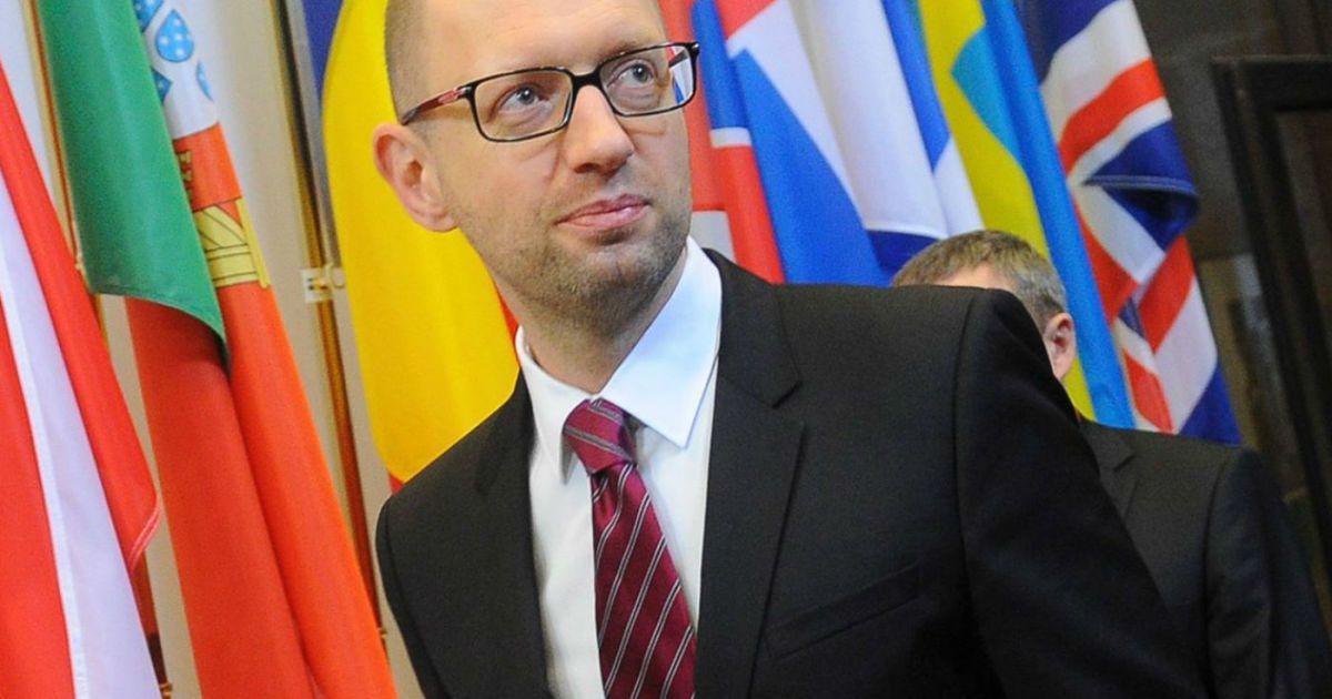 Луценко прокомментировал возможность отставки Яценюка
