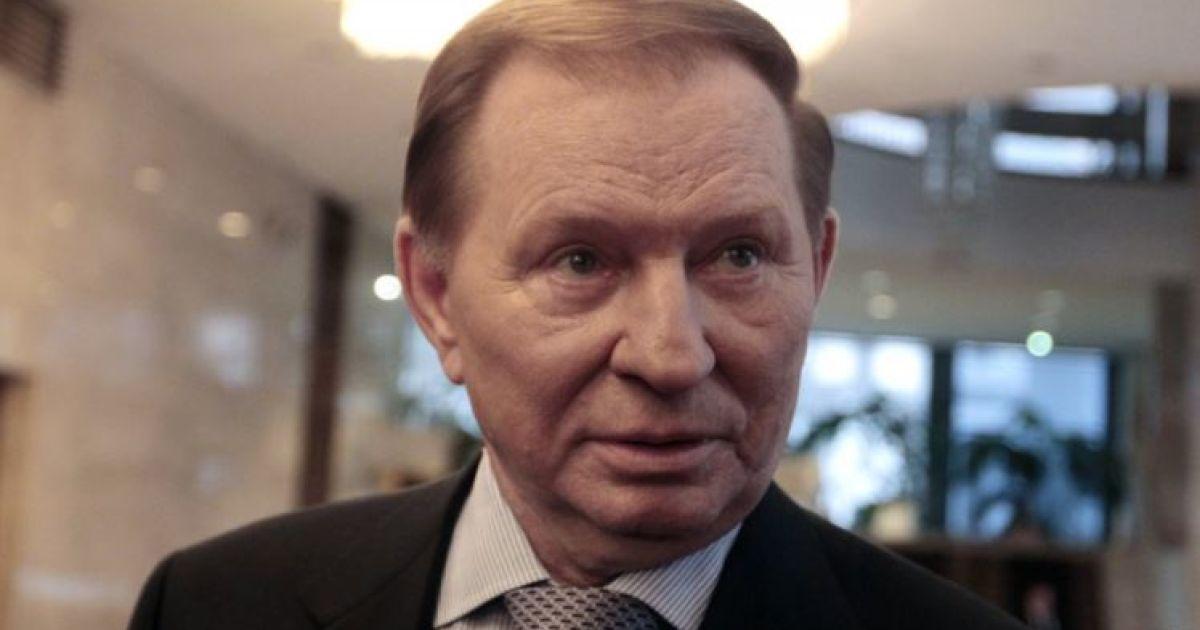 Россия откладывает создание подгруппы по вопросам границы – Кучма