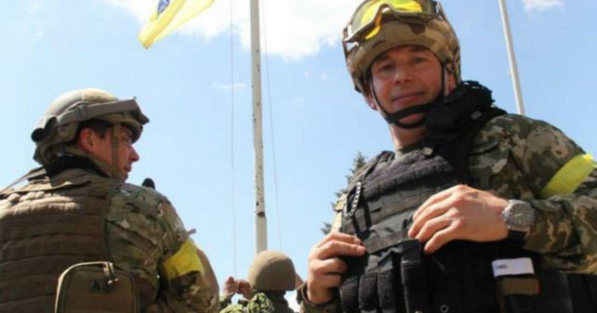 Українські військові звільнили Слов'янськ. @ Міноборони України