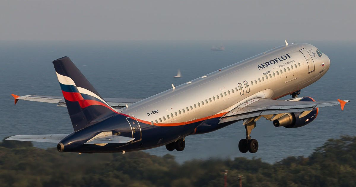 Авиакомпании РФ получили уведомления о запрете летать в Украину