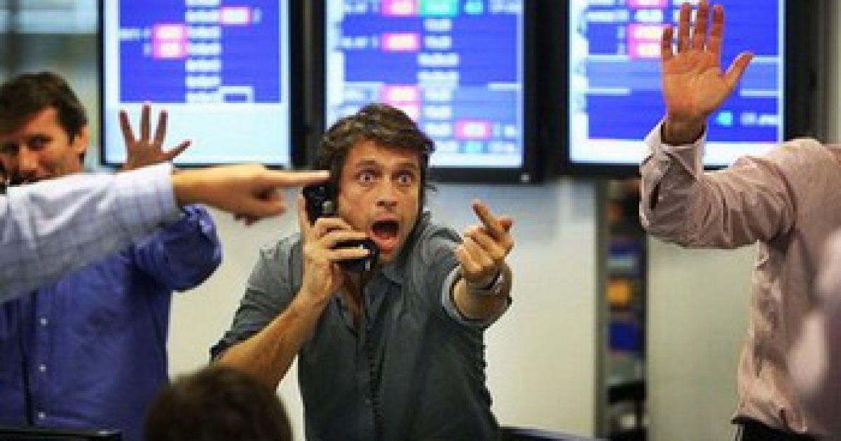 Акции крупнейшей фондовой биржи Украины признали фиктивными и приостановили ее работу