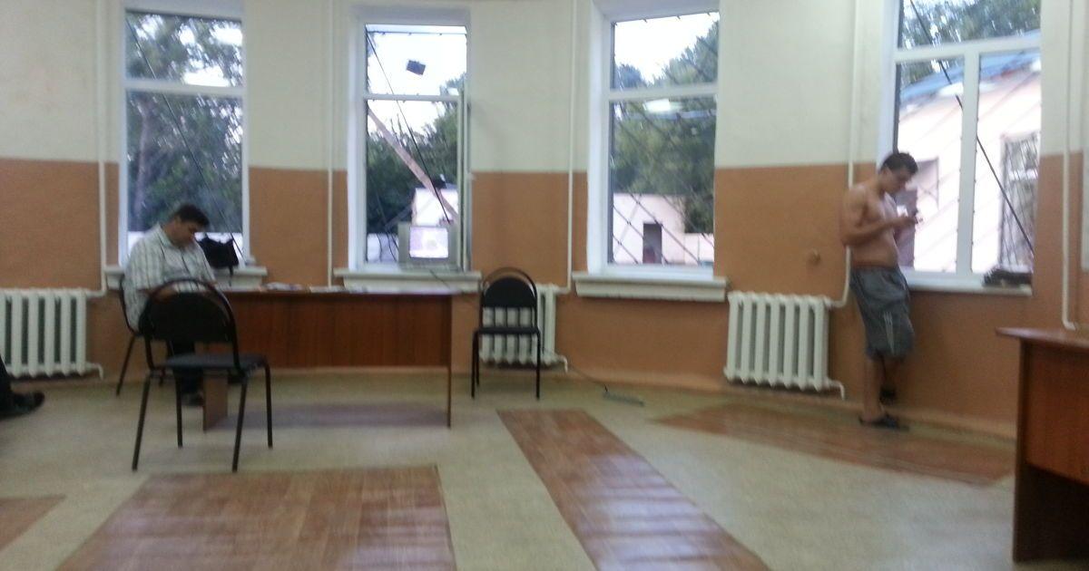 Хол, де сидять адміністратори @ Євгеній Агарков