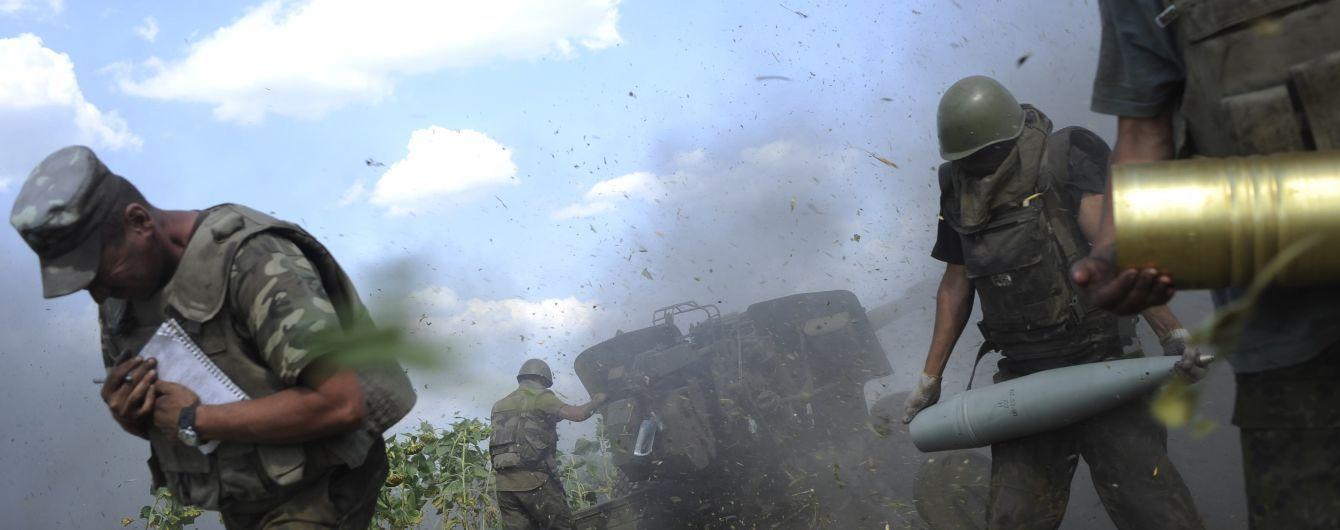 Доба на Донбасі: бойовики продовжують провокації, є поранені