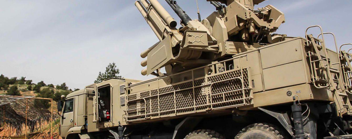 Росія планує перекинути в окупований Крим дивізіон зенітно-ракетних комплексів