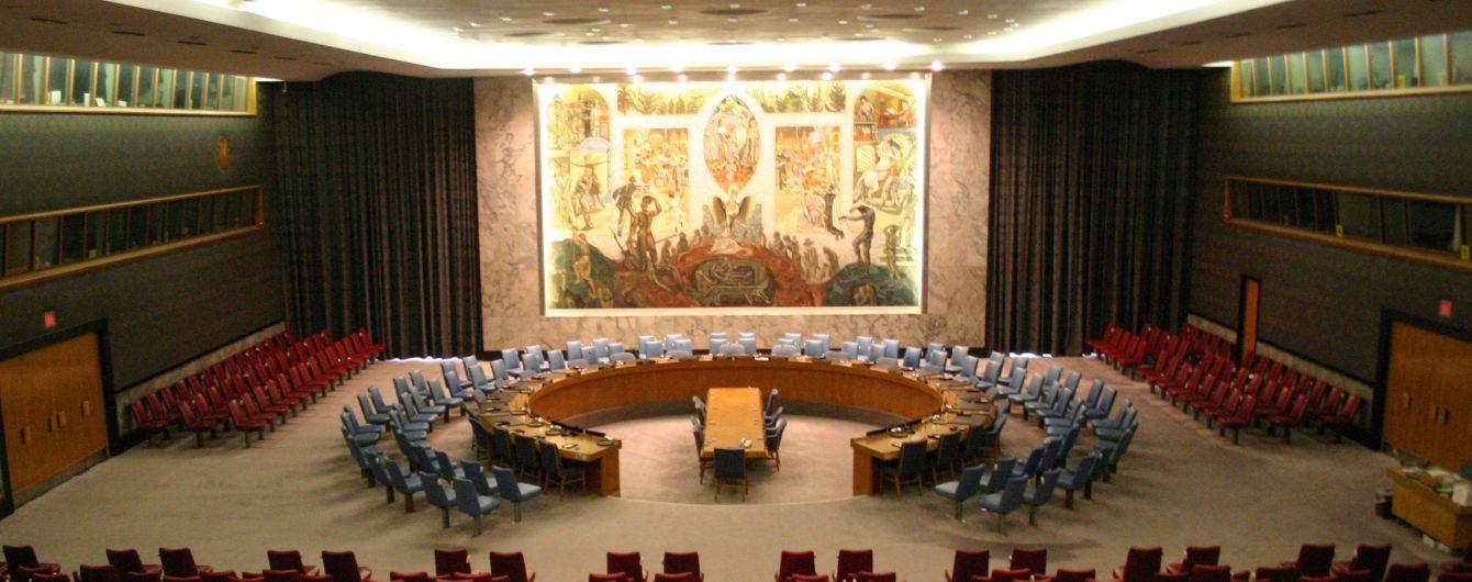 Радбез ООН з подачі РФ проведе засідання щодо Мінських угод