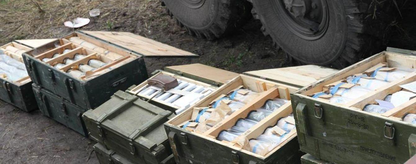 У Міноборони відповіли на заяви РФ щодо постачання зброї на Донбас