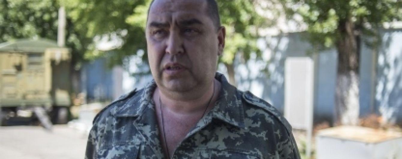 Плотницкий выдвинул ультиматум относительно статуса Донбасса: Лучше война, чем обман