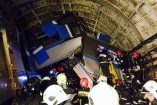 У Москві затримали двох підозрюваних у справі щодо катастрофи у метро