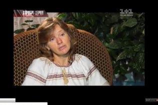 Мати бійця АТО пройшла босою 120 км до святого джерела, щоб її син повернувся живим