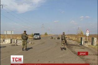 """Український блокпост біля Бахмутки продовжує виживати в оточенні """"донських казаків"""""""