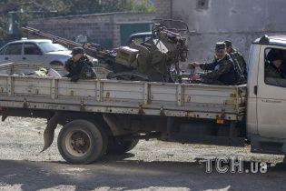 Боевики возобновили огневые атаки в сторону Счастья