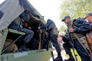 На Дніпропетровщину з фронту терміново перекидають бійців Нацгвардії