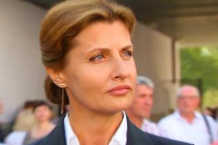 Марина Порошенко подтвердила, что ее сын воюет в зоне АТО